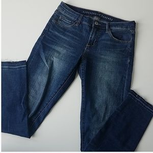 Articles of Society crop carly skinny jean size 25